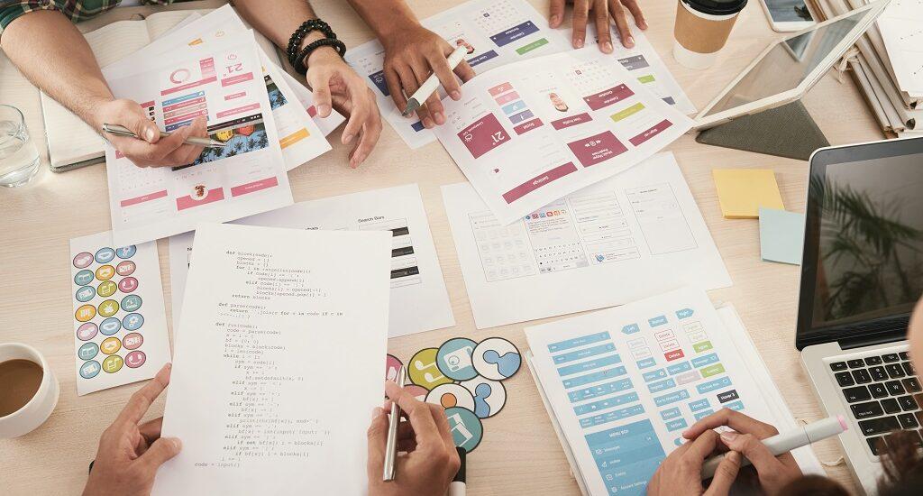 Principais etapas para criação de Aplicativos